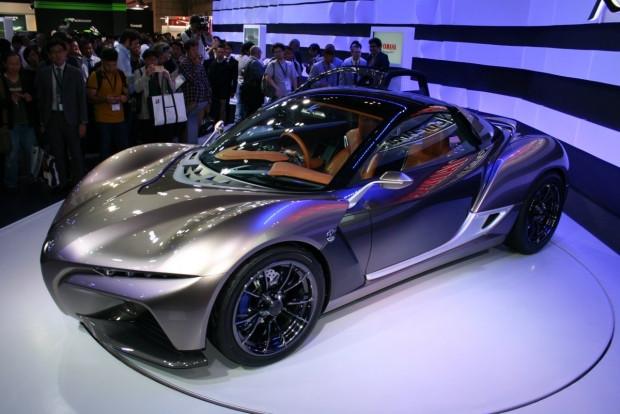 Tokyo Motor Show'un çılgın ve tuhaf arabaları - Page 4