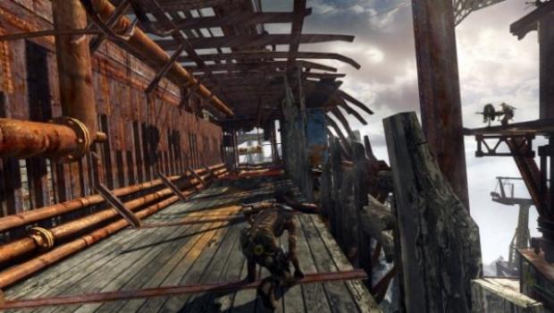 Tomb Raider 2013'den en güzel görüntüler - Page 1