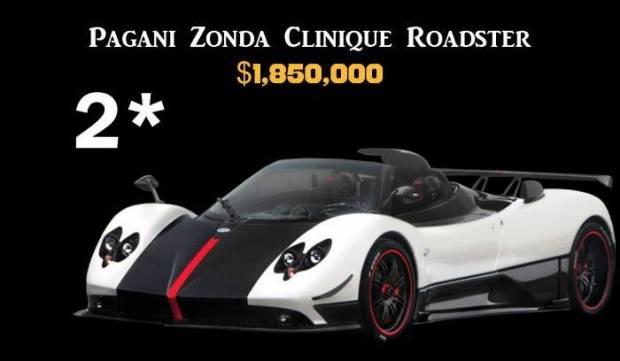 İşte en pahalı 10 araba - Page 1