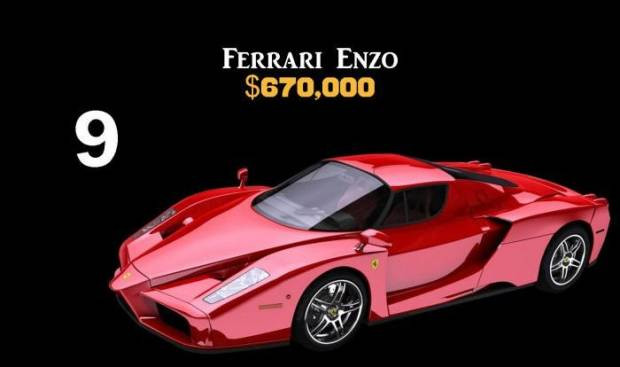 İşte en pahalı 10 araba - Page 4