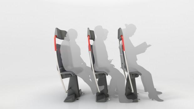 Toplu taşıma için yapılan yeni koltuk tasarımları - Page 2