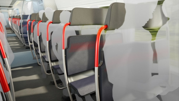 Toplu taşıma için yapılan yeni koltuk tasarımları - Page 3