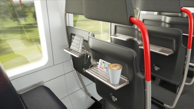 Toplu taşıma için yapılan yeni koltuk tasarımları - Page 4
