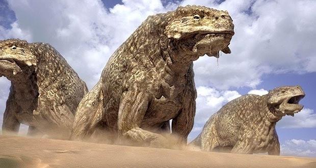 Torunları hala yaşayan dinozorlar - Page 4