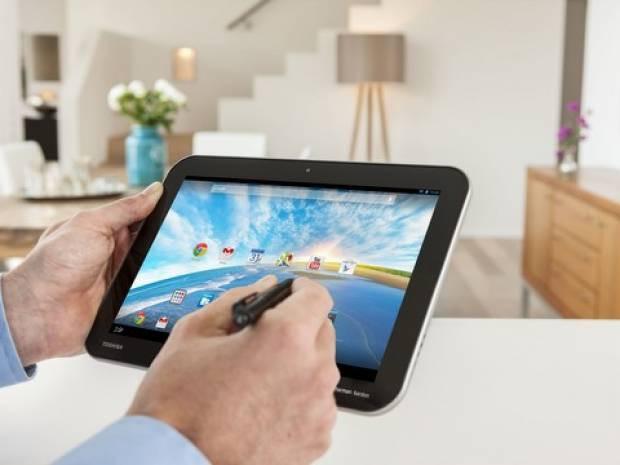 Toshiba'dan 10.1 inç'lik 3 tablet! - Page 2