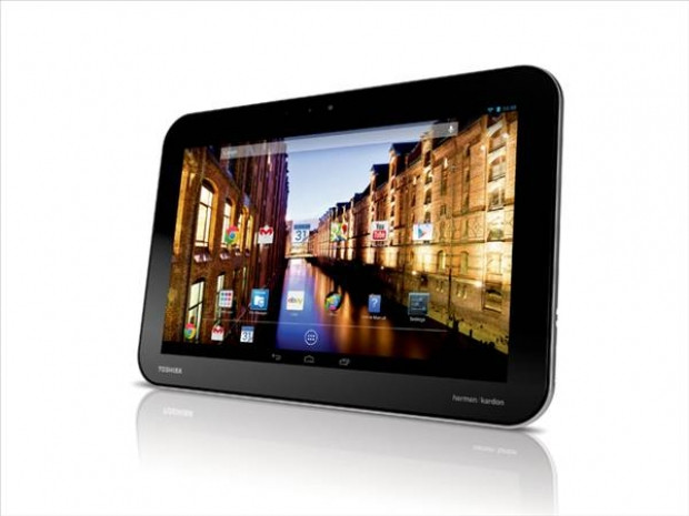 Toshiba'dan Android tablet serisi: Excite - Page 4