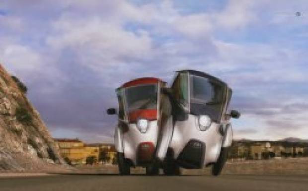 Toyota 3 tekerlekli araç üretecek! - Page 1