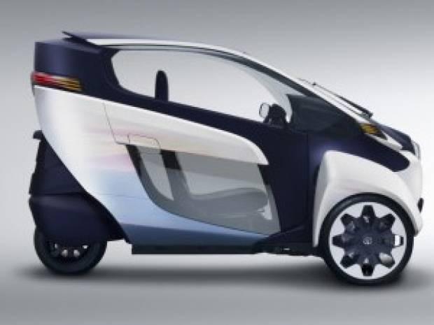 Toyota 3 tekerlekli araç üretecek! - Page 2