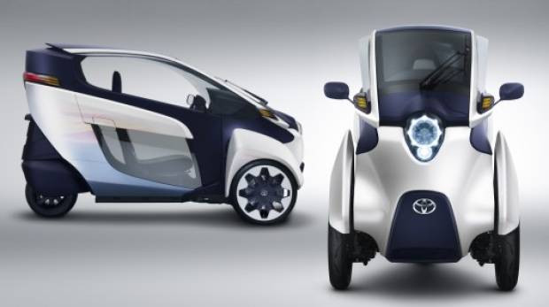 Toyota 3 tekerlekli araç üretecek! - Page 3