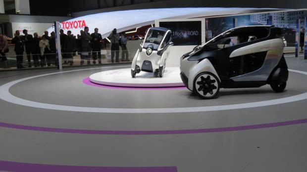 Toyota 3 tekerlekli araç üretecek! - Page 4