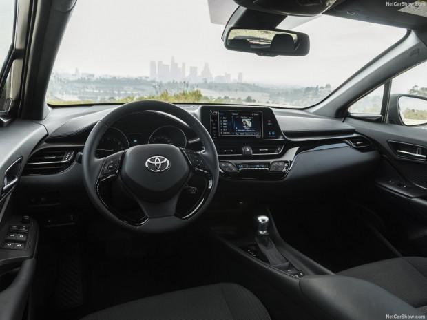 Toyota C-HR [ABD] 2018 - Page 3