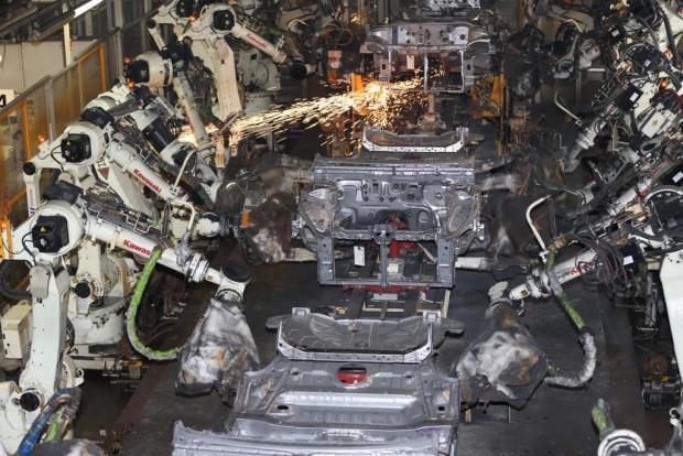 Toyota C-HR'nin üretim aşaması görüntülendi! - Page 2