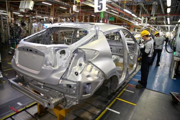 Toyota C-HR'nin üretim aşaması görüntülendi! - Page 4