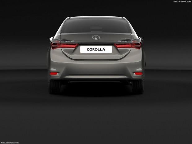 Toyota Corolla 2017 50. yıl otomobili - Page 1