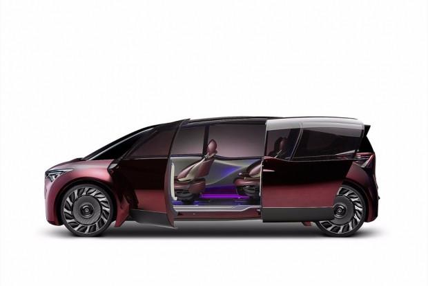 Toyota Fine-Comfort Ride altı koltuklu minivan - Page 2