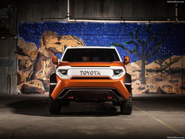 Toyota FT-4X Konsepti 2017 - Page 1