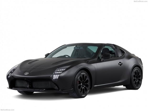 Toyota GR HV Sports konsept 2017 - Page 2
