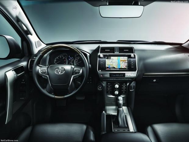 Toyota Land Cruiser 2018 - Page 4