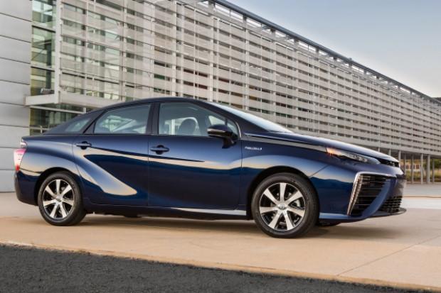 Toyota Mirai FCV kavramı - Page 2