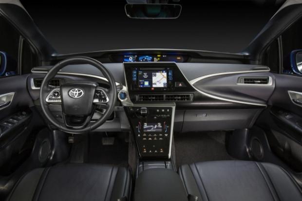 Toyota Mirai FCV kavramı - Page 4