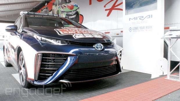 Toyota Mirai, hidrojen ile çalışacak - Page 3