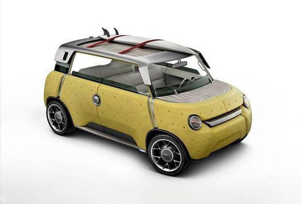 Toyota plastik ve elektrikli otomobil yaptı - Page 4
