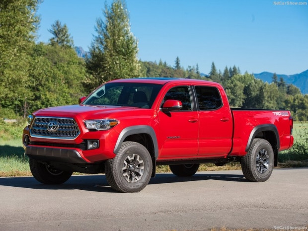 Toyota Tacoma TRD Off-Road (2016) - Page 1
