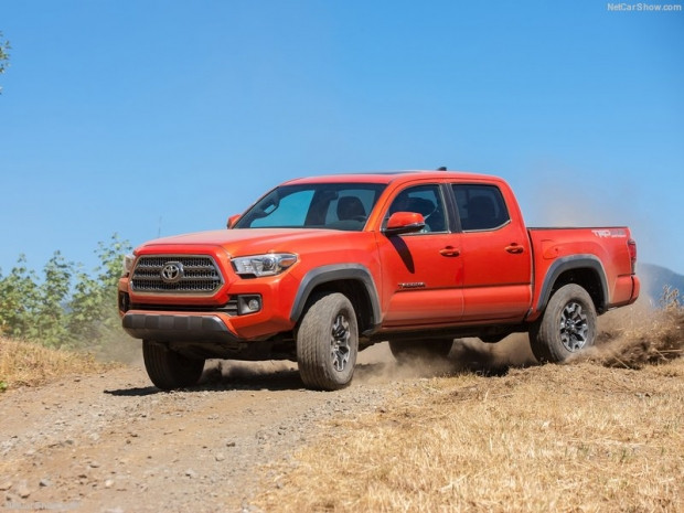 Toyota Tacoma TRD Off-Road (2016) - Page 2
