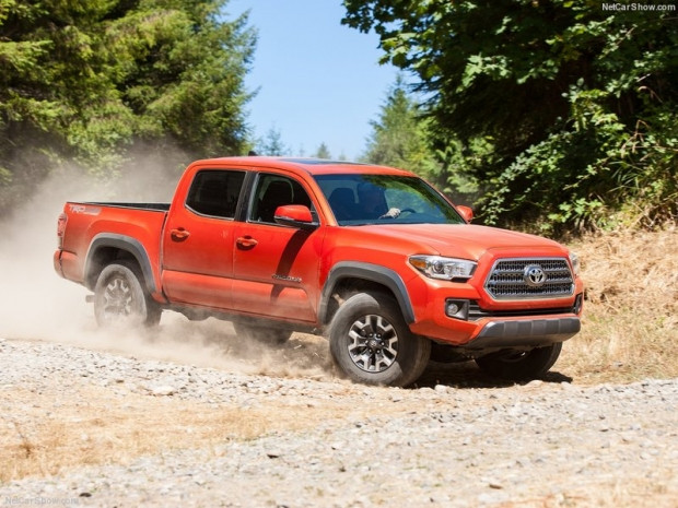 Toyota Tacoma TRD Off-Road (2016) - Page 3