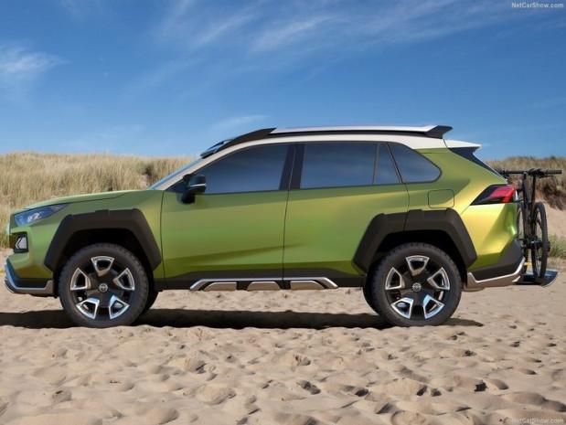 Toyota yeni konsept SUV'u FT-AC - Page 1