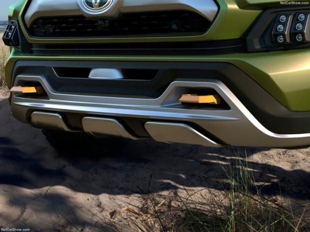 Toyota yeni konsept SUV'u FT-AC - Page 2