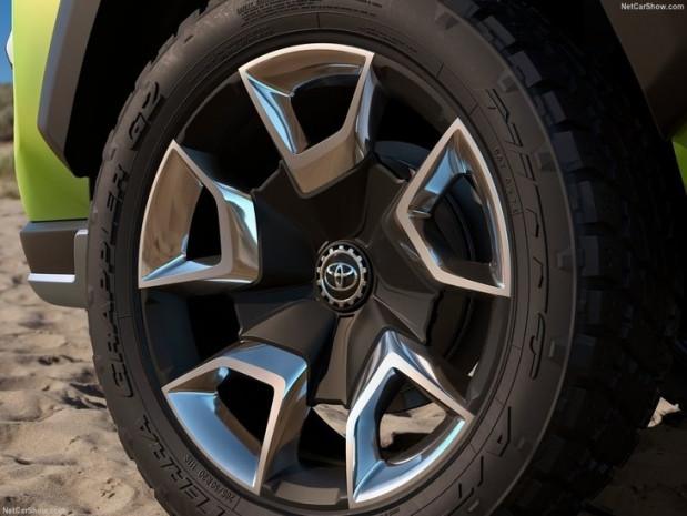 Toyota yeni konsept SUV'u FT-AC - Page 3