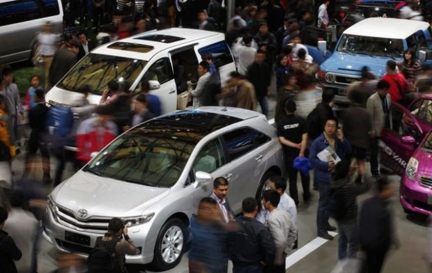 Toyota yeni yakıt hücreli prototip aracı FCV - Page 1