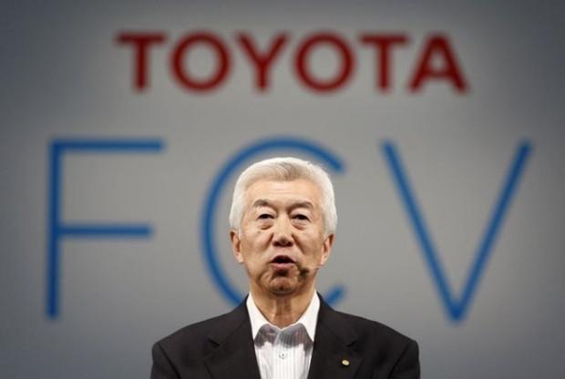 Toyota yeni yakıt hücreli prototip aracı FCV - Page 2