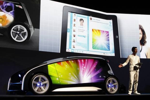 Toyota'dan 4 tekerlekli cep telefonu (Araba) -GALERİ - Page 1