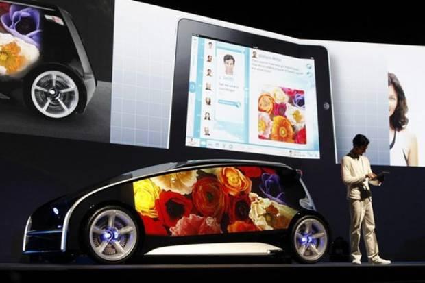 Toyota'dan 4 tekerlekli cep telefonu (Araba) -GALERİ - Page 2