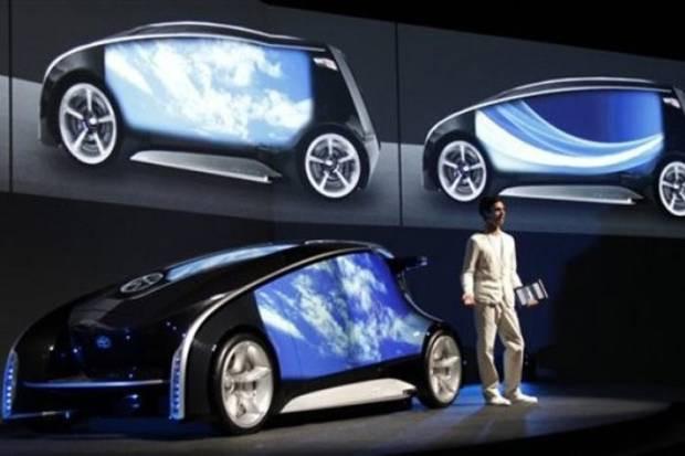 Toyota'dan 4 tekerlekli cep telefonu (Araba) -GALERİ - Page 4