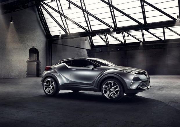 Toyota'dan inanılmaz model: C-HR - Page 1