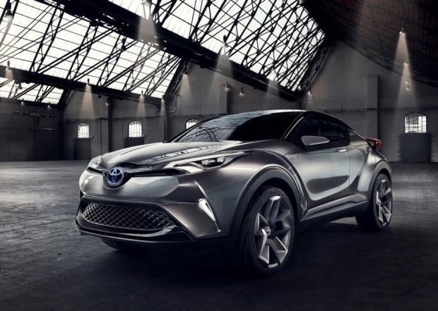 Toyota'dan inanılmaz model: C-HR - Page 4