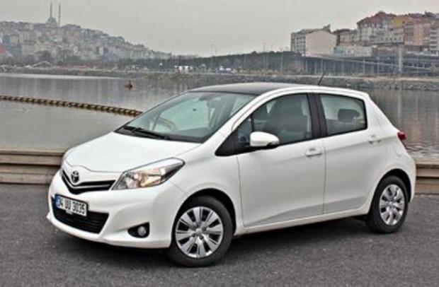 Toyota'nın ekonomi canavarı Toyota Yaris 6 - Page 1