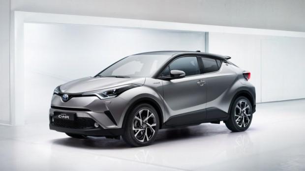 Toyota'nın hibrid crossover modeli C-HR ne zaman çıkıyor? - Page 1