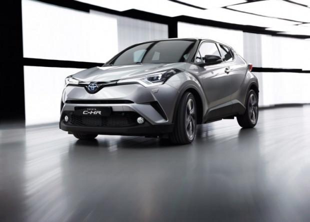 Toyota'nın hibrid crossover modeli C-HR ne zaman çıkıyor? - Page 3