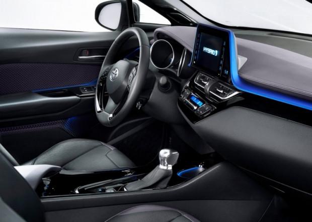 Toyota'nın hibrid crossover modeli C-HR ne zaman çıkıyor? - Page 4