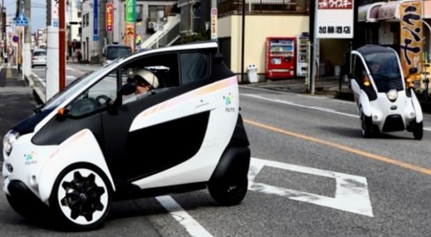 Toyota'nın ilgi gören elektrikli konsepti, yollarda - Page 1