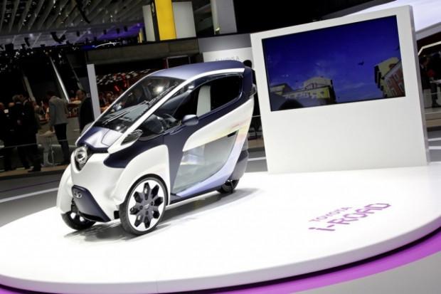 Toyota'nın ilgi gören elektrikli konsepti, yollarda - Page 2