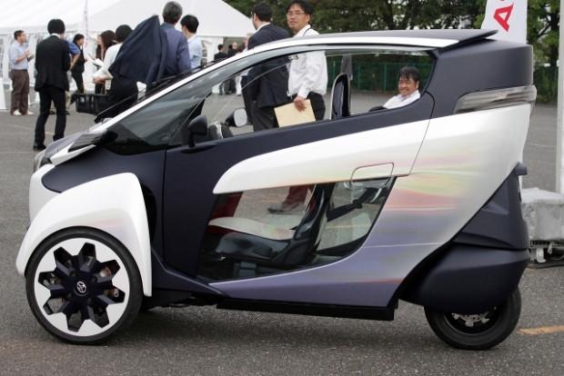 Toyota'nın ilgi gören elektrikli konsepti, yollarda - Page 3