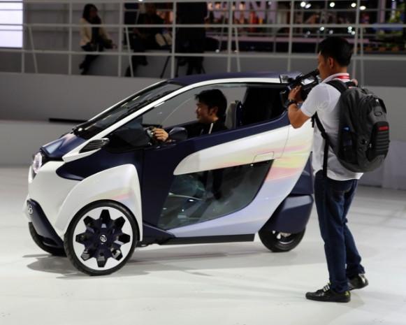 Toyota'nın ilgi gören elektrikli konsepti, yollarda - Page 4