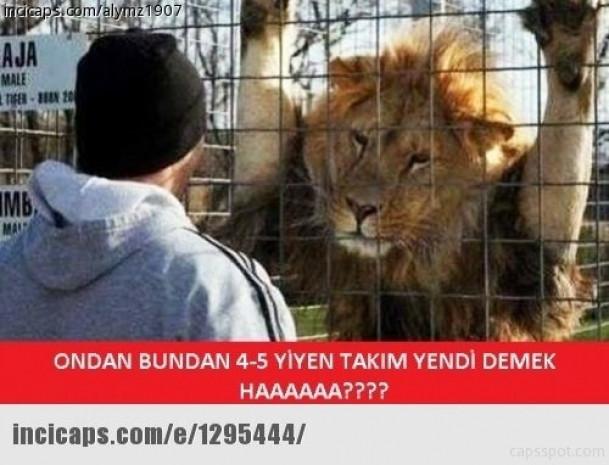 Trabzonspor-Galatasaray maçının komik caps'leri - Page 3