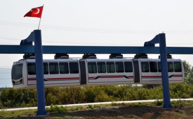 Trafik sorunu Monorail ile bitiyor! - Page 1