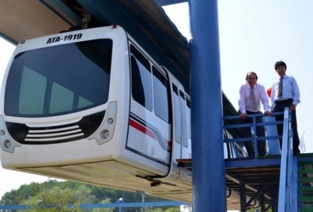 Trafik sorunu Monorail ile bitiyor! - Page 2